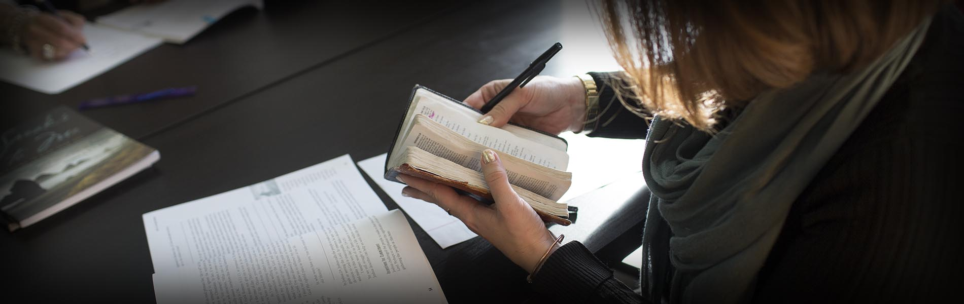 Bible Study Restoration Life